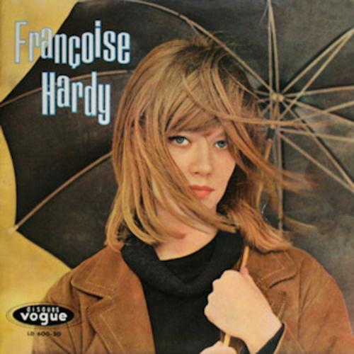HARDY, Françoise - J'ai jeté mon coeur (1962)  (Chansons françaises)