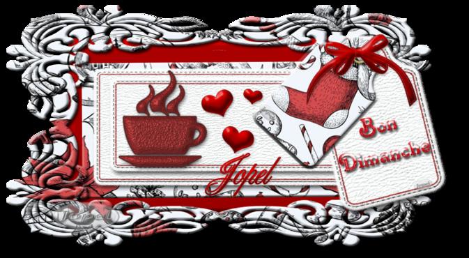 Bon dimanche du Canada +cadeau par Jopel