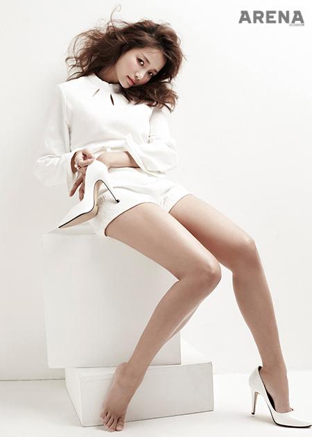 Ha Yeon Soo pour Arena Plus