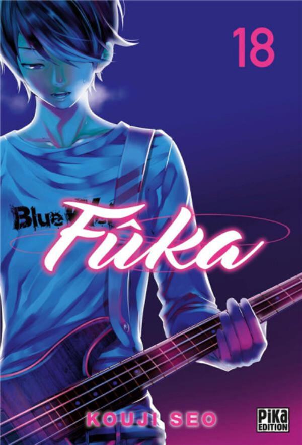 Fûka - Tome 18 - Kouji Seo