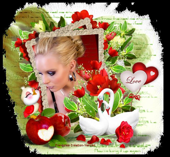 Créations St. Valentin 2015