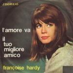 Françoise   Hardy   :   Questo    pazzo   ,   pazzo  mondo   della   canzone   -   1966