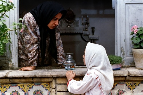 Le ballon blanc - un film de Jafar Panahi (1995)