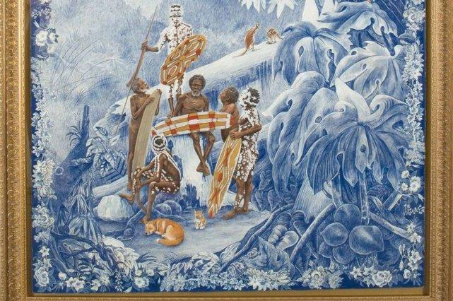 L'art actuel est aussi autochtone