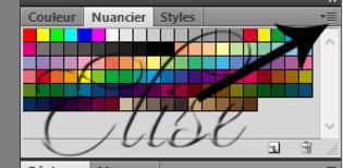 Les couleurs des nuanciers 2