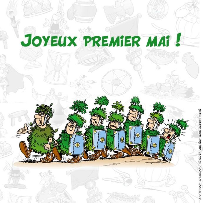 Joyeux Premier Mai
