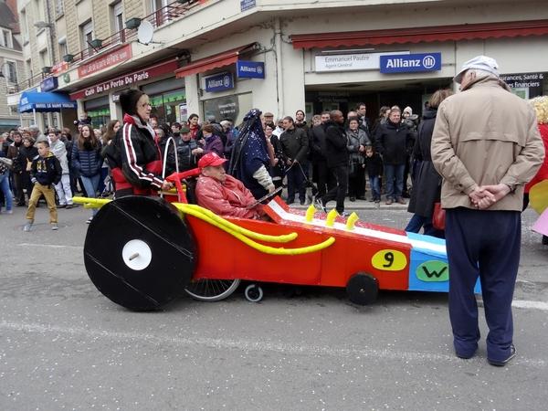 Quelques images du  Tape-Chaudron 2014 à Châtillon sur Seine