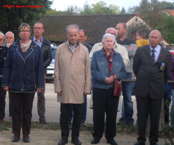 La cérémonie de la Journée Nationale des Harkis a eu lieu à Vanvey