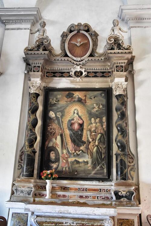 Couvent de Marcassu - Cateri - Corse