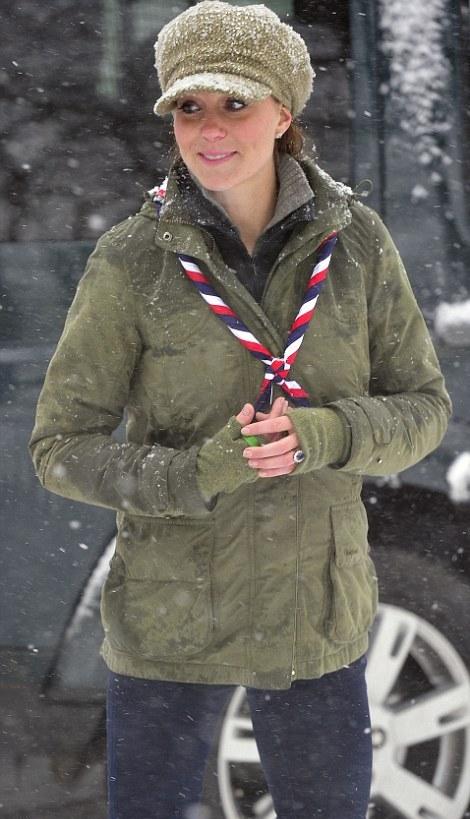 Kate et les scouts