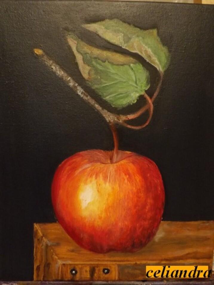 Peinture; Pomme