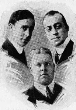 Harmonies vocales : Sterling Trio