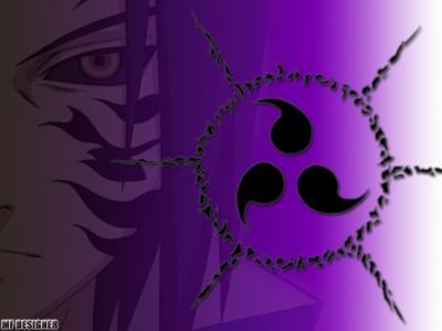 La marque de Sasuke