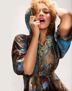 Nouvelle photos de Beyonce pour sa marque House Of Dereon