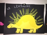 dinosaures maternelle