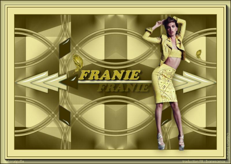 *** Franie ***