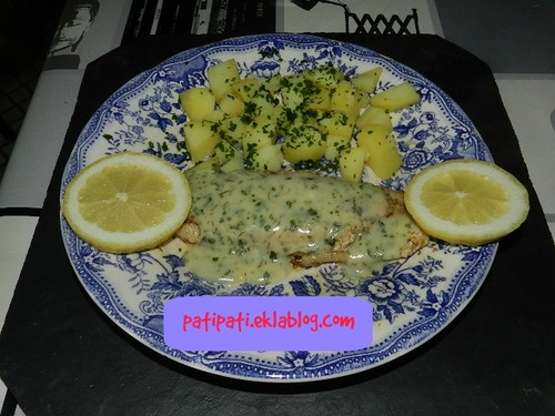 Filet de sole suce