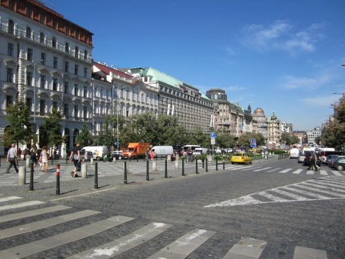 L'Europe centrale en camping-car