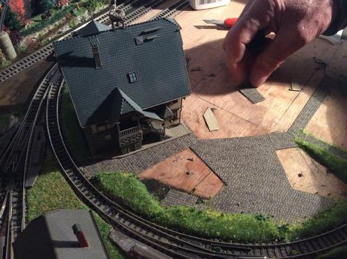 Histoire d'un réseau de trains miniatures (3)