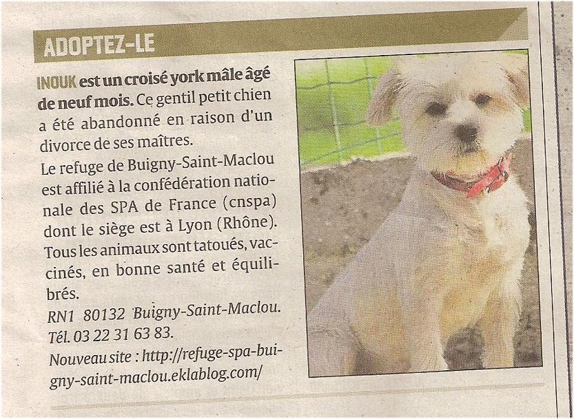 Articles du Courrier Picard du 26/09/13