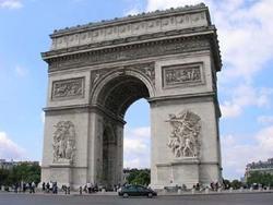 Les quatre arcs de triomphe de la capitale