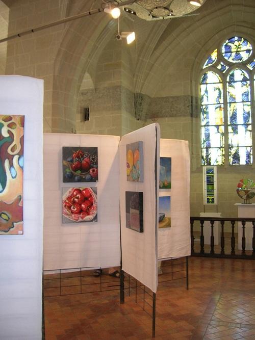 * À Vous de Voir * En Expo à Bueil-en-Touraine