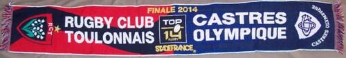 Echarpe Finale Top 14 RCT-CO (19)