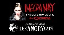 Imelda May - Olympia - Paris