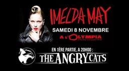 Imelda May - Olympia - Paris