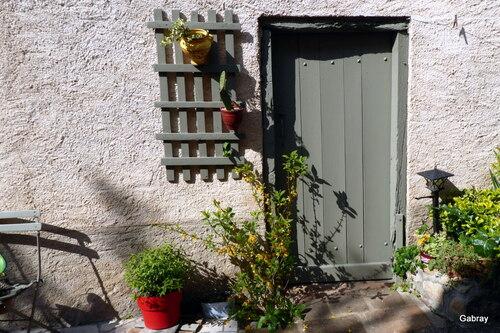 Sorèze: des portes ...