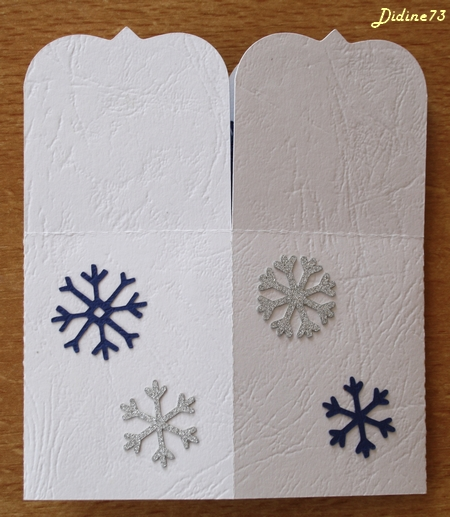 SAL cartes de voeux, étiquettes cadeaux ou bricoles de Noël (M-2) -2