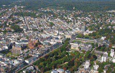 Blog de lisezmoi :Hello! Bienvenue sur mon blog!, L'allemagne : Hesse - Wiesbaden -