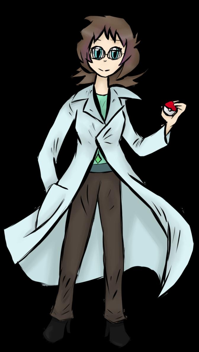 Prof Pokémon