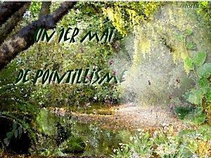 1 mai de pointillisme
