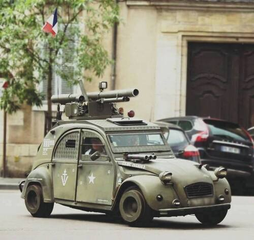 2CV anti Daesh