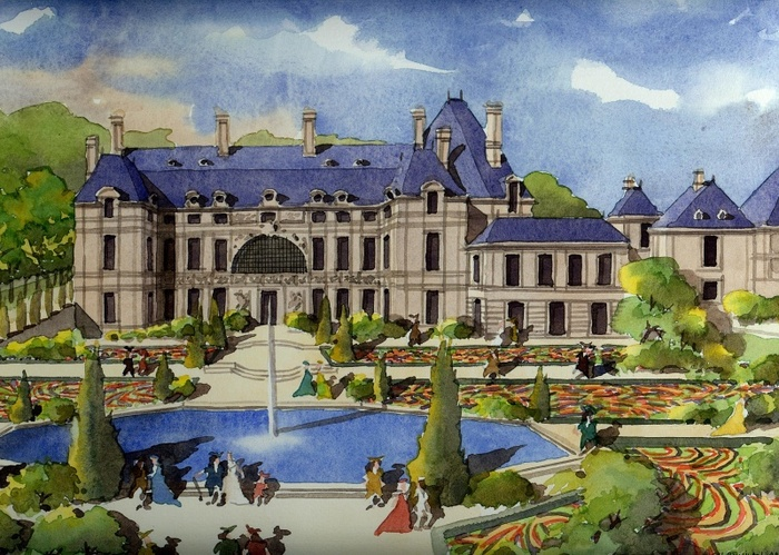 Visite De Richelieu (Indre-&-Loire)