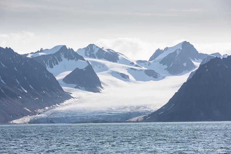 Croisière 3e partie - Magdalenafjorden