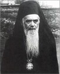 Saint Nicolas de Jitcha et d'Ochrid, évêque de Jitcha puis d'Ochrid († 1956)
