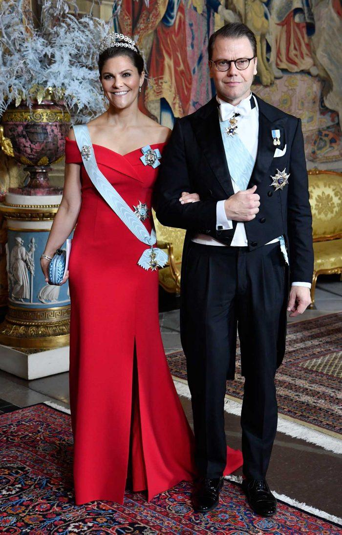 Dîner de gala en Suède pour les Nobel