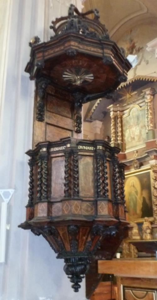 L'église paroissiale Saint Sigismond