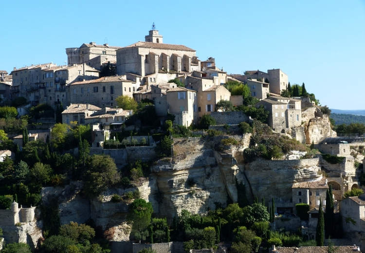 Gordes et village des Bories