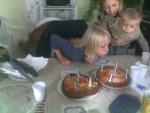fête d'anniversaire de Maureen