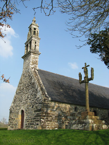 chapelle saint guenole plougastel