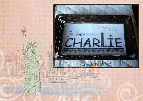 Je suis Charlie finition