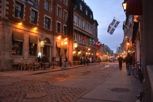 Montréal, rue Saint jacques