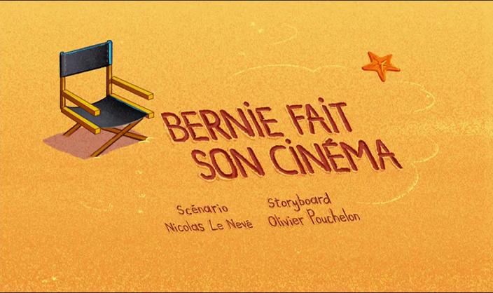Zig & Sharko - 2x37 - Bernie fait son cinéma
