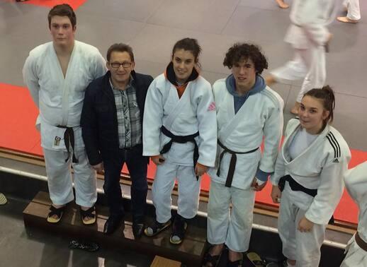 Championnat Cadet(te)s à Vieux-Condé, le 14/01/17