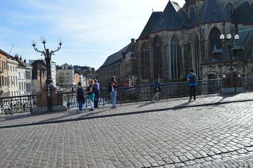Une journée à Gand