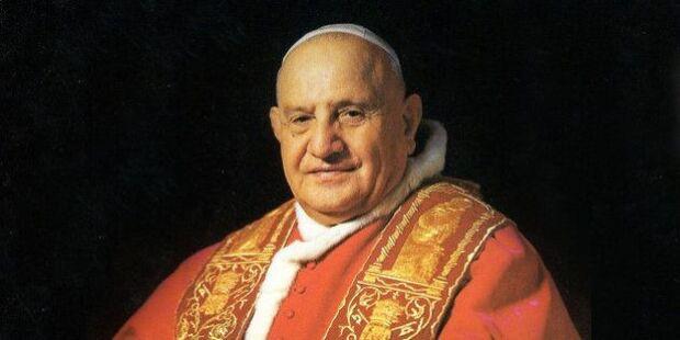 Juillet 1961- le Pape & l'E.T