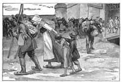 1693/1694 - une famine sous Louis XIV